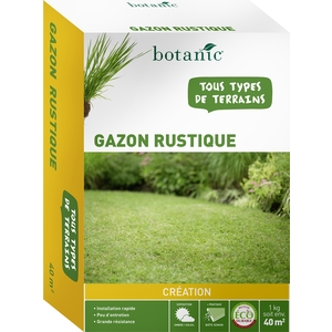 Gazon Rustique Label Éco-durable 1 kg 260758