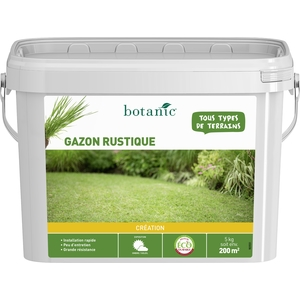 Gazon Rustique Label Éco-durable 5 kg 260760
