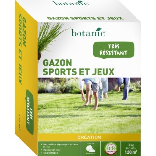 Gazon Sports et Jeux Label Éco-durable 3 kg 260762