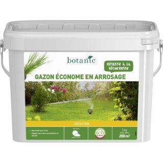 Gazon économe en arrosage Label Éco-durable 5 kg 260768