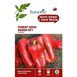 Piment Doux - Poivron Gordo HF1 261249