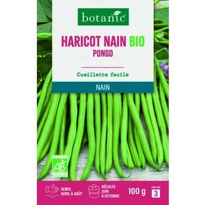 Haricot Nain Pongo Extra-Fin sans Fil AB 100 gr 261447