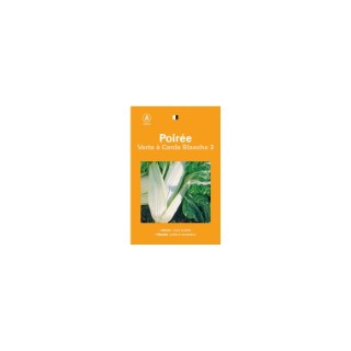 POIREE VERTE A CARDE BLANCHE 3 261534