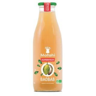 Superfruit Baobab Bio en bouteille de 75 cl 261753