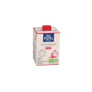 Crème liquide entière 20 cl LAIT PLAISIRS 262493