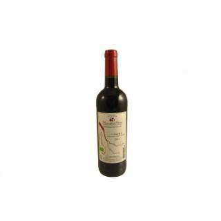 Vin rouge de Cahors bio AOC cuvée Grand Monteil 75 cl 262855