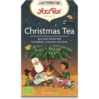 Yogi tea Christmas tea - La boîte carton de 17 sachets 263453