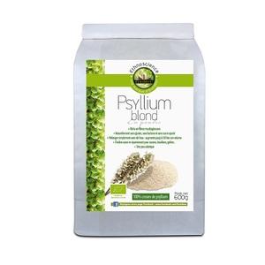 Psyllium blond en poudre bio - 600 gr 263481
