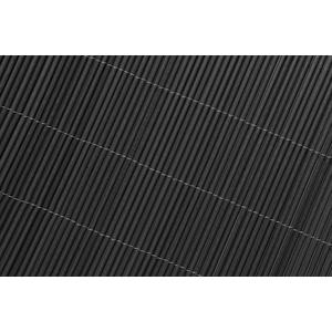 canisse lop osier anthracite rouleau 1 5x3 m occultants et clotures jardin catral jardin. Black Bedroom Furniture Sets. Home Design Ideas