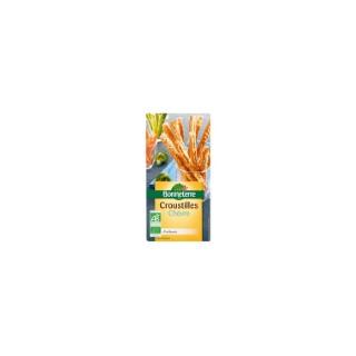 Croustilles au chèvre Bonneterre bio 100 g 264203