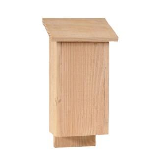 Abri pour chauve souris en bois coloris naturel 264386