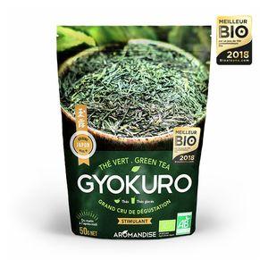 Thé vert gyokuro bio en sachet de 50 g 276372