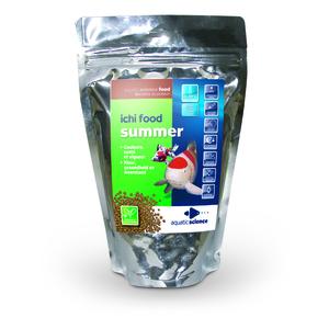 Nourriture pour poisson Ichifood Summer Mini 2-3 mm 500 g 276451