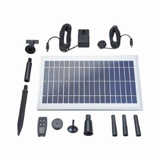 Fontaine solaire télécommandée Pondo Solar 600 Control 276492