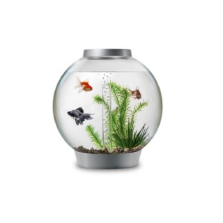 Aquarium BiOrb 30 L silver moonlight LED 277146