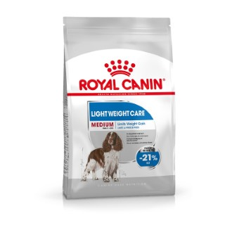 Croquettes pour chien Medium Light Weight Care Royal Canin - 3 kg 277228