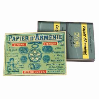 Boîte 1900 : 12 carnets tradition Papier d'Arménie 277537