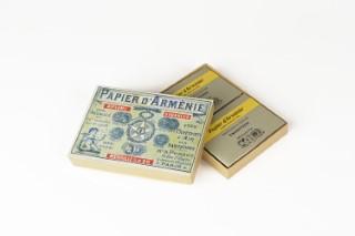 Boîte 1900 : 12 carnets Tradition Papier d'Arménie® 277537