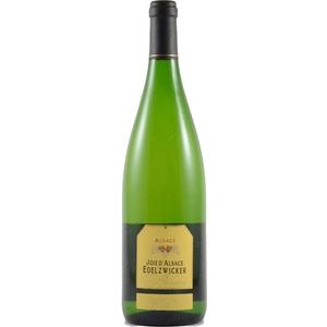 Vin blanc Edelzwicker joie d'Alsace bio 75 cl 278354