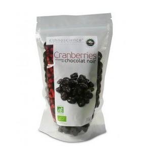 Cranberries Bio au chocolat noir au poids 278417