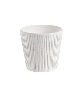 Cache-pot Riscado Ø 12,5 x H 12 cm Céramique 278478