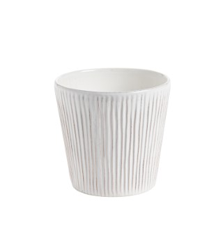 Cache-pot Riscado Ø 14 x H 13,5 cm Céramique 278479