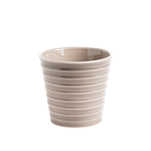 Cache-pot Canelado Ø 23 x H 21 cm Céramique 278511