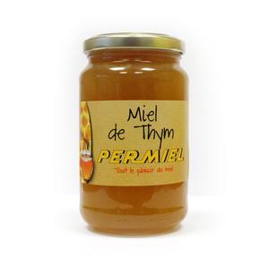 Miel de thym - 375 g 278589