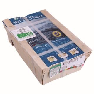 Huîtres fines de claires n°3 - bourriche de 24 (2kg) 279326