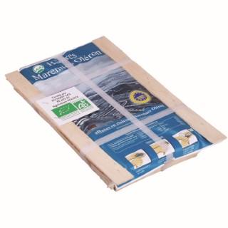 Huîtres fines de claires n°3 - bourriche de 12 (940g) 279327