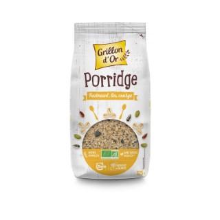 Porridge aux graines de tournesol lin et courge bio 375 g 279342