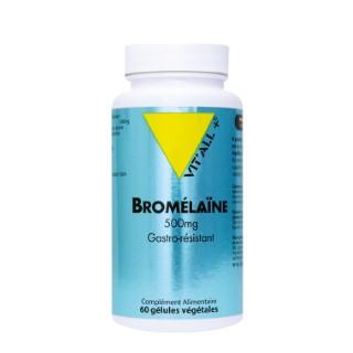 Bromelaïne 500 mg vit'all + en format de 60 gélules 279679