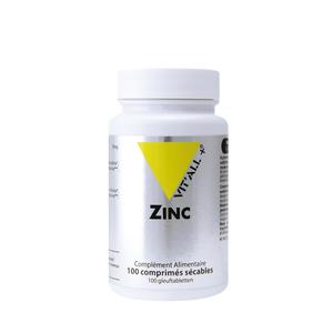 Zinc bisglycinate vit'all + en format de 100 comprimés 279699