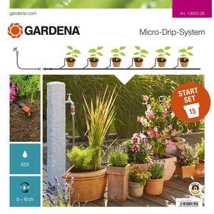Kit micro drip 15 plantes 280339