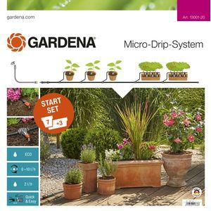 Kit micro drip 10 plantes 280340