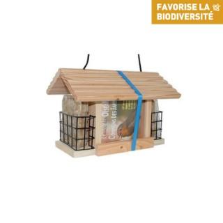 Kit découverte et mangeoire la cantine de fabrication française 280511