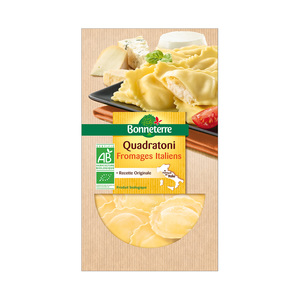 Ravioli trois fromages 250 g 280526