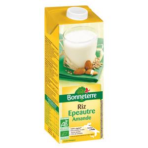 Boisson riz epeautre amande 1 L 280528