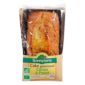 Cake citron pavot - 250 g 280541