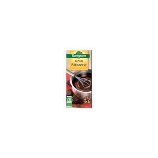Chocolat noir patisserie 60% cacao 200 g BONNETERRE 280545