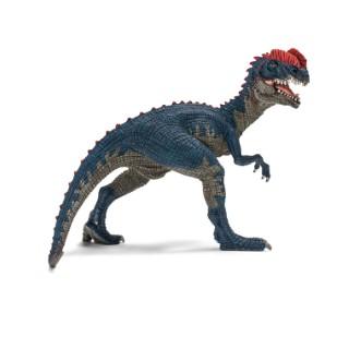 Figurine Dilophosaurus Série Dinosaures 15,5x8,5x11,5 cm 280626