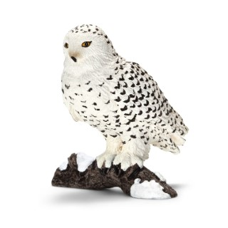 Figurine Harfang des neiges Série Animaux sauvages 5,2x5x6,3 cm 280628