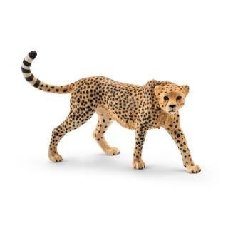 Figurine Guépard femelle Série Animaux sauvages 3,7x3,9x6,1 cm 280629