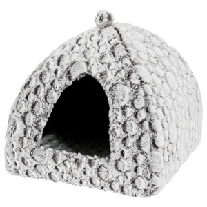 Igloo pour chat moonlight 38 x 38 cm 280728