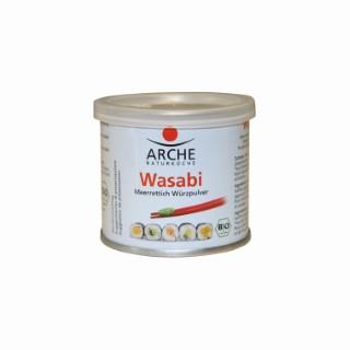 Wasabi bio en boîte de 30 g 280850
