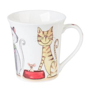 Mug chats 35 cl 280949