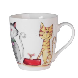 Tasse chats 23 cl 280955
