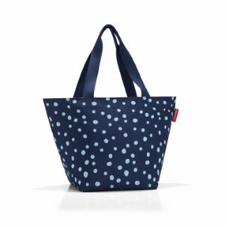 Sac Shopper taille M bleu 51x30,5x26 cm 281033