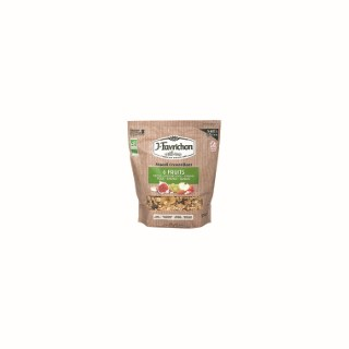 Muesli croustillant aux 6 fruits - 500 gr 281272