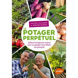Le Potager Perpétuel 192 pages Éditions Eugen ULMER 282549